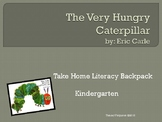 Hungry Caterpillar Take Home Literacy Backpack