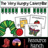 The Very Hungry Caterpillar Write the Room