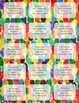 Hungry Caterpillar/Eric Carle Print Teacher Info Magnet **Editable