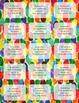 Hungry Caterpillar/Eric Carle Print Teacher Info Magnet **Editable