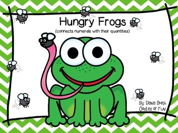 Hungry Frogs!