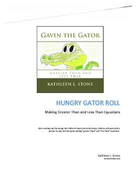 Hungry Gator Roll