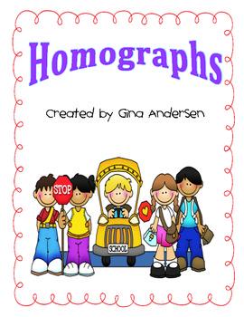 Hungry Homographs
