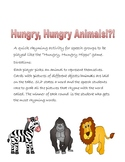 Hungry, Hungry Animals !?!