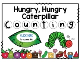 Hungry, Hungry, Caterpillar Counting { BOOM CARDS }