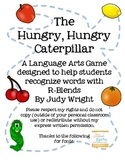 Hungry, Hungry Caterpillar: R-Blends Game