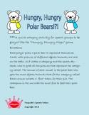 Hungry, Hungry Polar Bears!?!