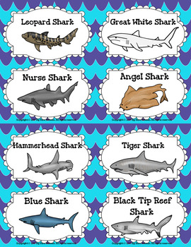 Hungry, Hungry Sharks: A Research and Writing Unit