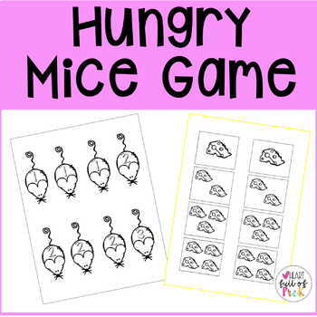 Hungry Mice Game