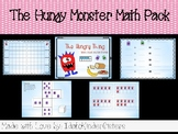 Hungry Monster Math Pack