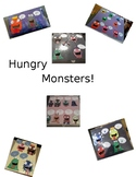 Hungry Monsters Pack
