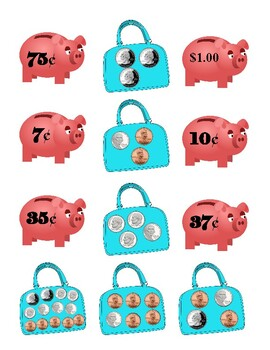 Hungry Piggy Banks