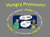 Hungry Pronouns!