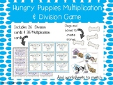 Hungry Puppies Multiplication & Division