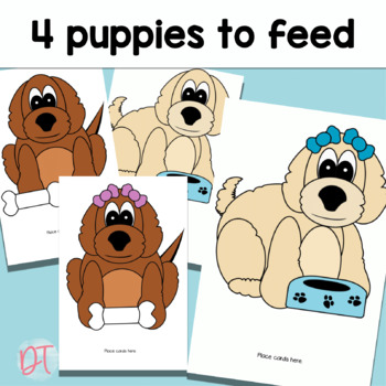 Articulation Activity Hungry Puppy Early Developing Sounds