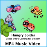 Hungry Spider Music Video