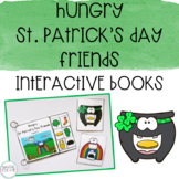 Hungry St Patrick's Day Friends Interactive Books