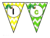 Hungry caterpillar welcome to kindergarten banner