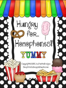 Hungry for Homophones!