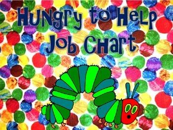 Hungry to Help: Job Chart