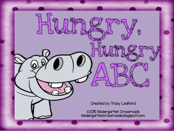 Hungry Hungry ABC