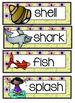Word Work Practice...Blends, Digraphs, Vowel Teams and Mor