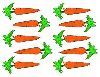 Hunt for carrots