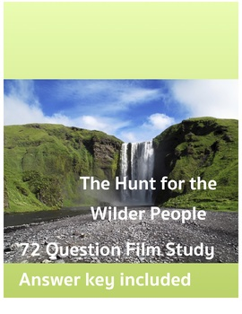 Hunt for the Wilder People- Video Guide