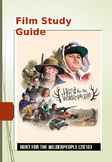 Hunt for the Wilderpeople - A Film Study