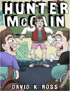 Hunter McCain and the Cookbook