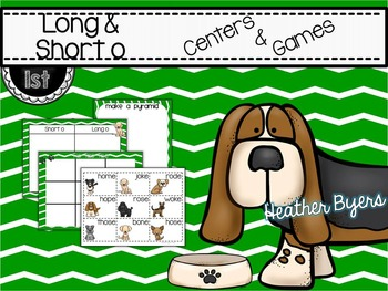 Long & Short o Centers and Games