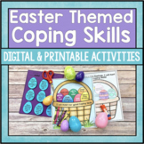 Coping Skills Activity - Easter Themed