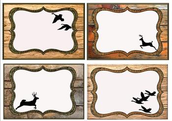 Hunting Frames Volume 1- Deer and Geese