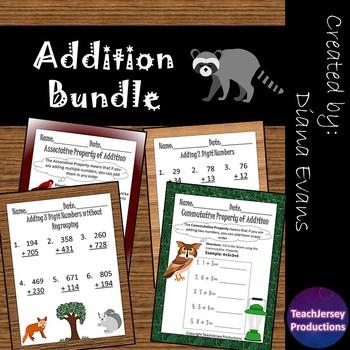 Hunting for Addition Bundle