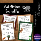 Hunting for Addition Bundle