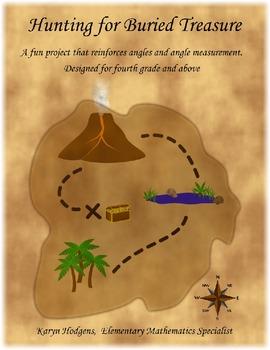 Hunting for Buried Treasure: Angles and Angle Measurement