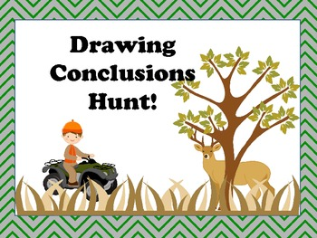 Hunting for Conclusions