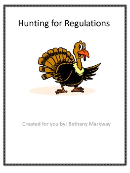 Hunting for Regulations
