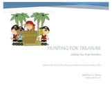 Hunting for Treasure: Double-Digit Addition