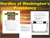 Hurdles of Washington's Presidency