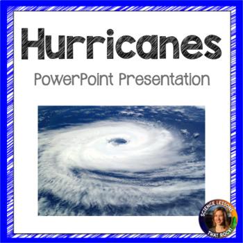 Hurricanes SMART notebook presentation