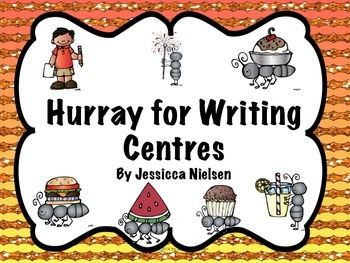 Hurray For Writing Centres!
