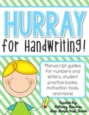 Hurray for Handwriting! Handwriting Resources