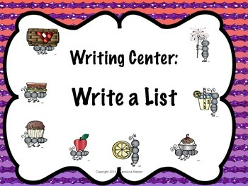 Hurray for Writing Centers!