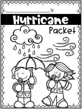 Hurricane Activity Packet