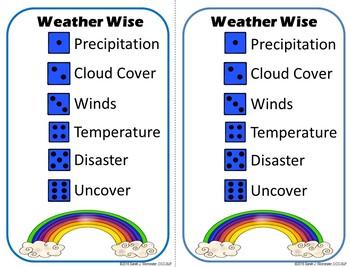 Hurricane - Companion Activities for Speech & Language