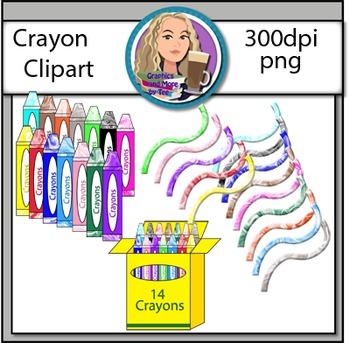Hurricane Crayon Clipart