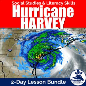 Hurricane Harvey Activity Bundle
