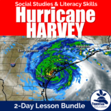 Hurricane Harvey Activity Bundle