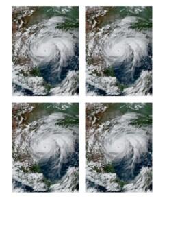Hurricane Harvey Handout